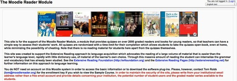 The Moodle Reader Module | Teaching L2 Reading | Scoop.it