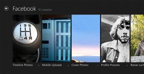 La aplicación de fotos de Windows 8.1 perderá la integración con ... - ALT1040   news   Scoop.it