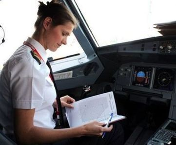 Are you bothered by the gender of your pilot? | Travel Magazine | Scoop.it
