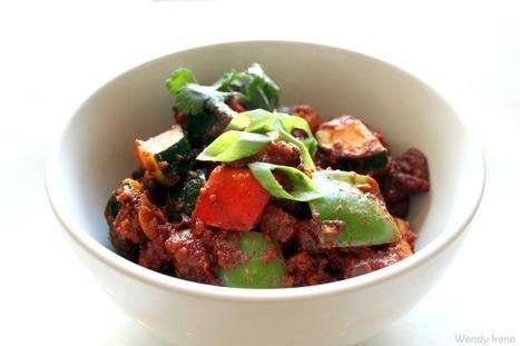 Healthy Vegan Chili [Gluten-Free] | My Vegan recipes | Scoop.it