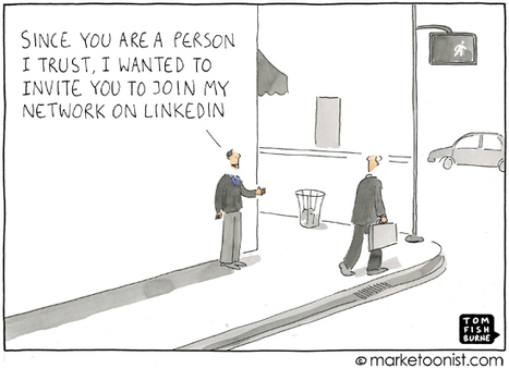 5 Reasons LinkedIn Has Lost Its Luster | MarketingHits | Scoop.it