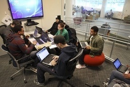 New modern library at Old Dominion speaks volumes | HamptonRoads.com | The Information Professional | Scoop.it