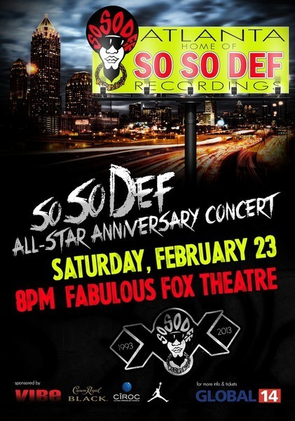 So So Def All-Star Anniversary Concert....   GetAtMe   Scoop.it
