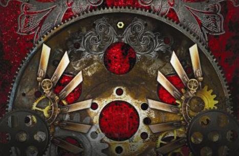 Capa brasileira e booktrailer do romance steampunk Leviatã: A Missão Secreta | Paraliteraturas + Pessoa, Borges e Lovecraft | Scoop.it