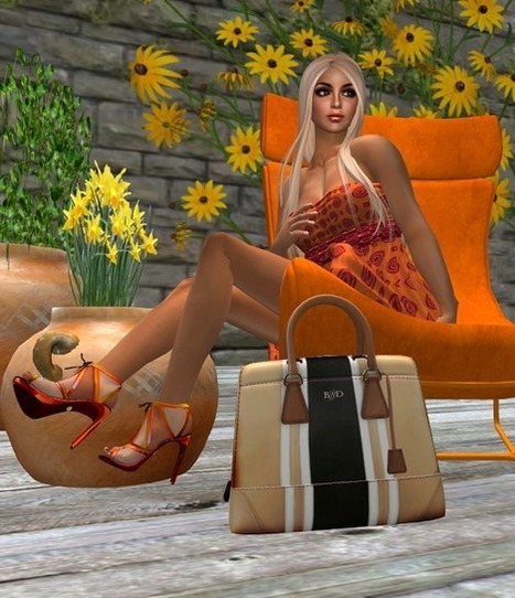 The SL Fashionista: sunny days are coming | Fiending on Feeds | Scoop.it