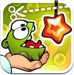 Cut The Rope : Experiments For iPad iPhone Free Download - App Of The Week ~ Geeky Apple - The new iPad 3, iPhone iOS 5.1 Jailbreaking and Unlocking Guides | Best iPhone Applications For Business | Scoop.it