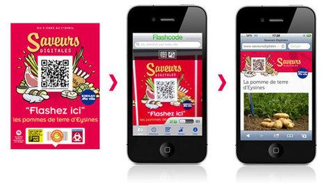 Saveurs digitales à Bordeaux : gastronomie et univers numérique | Anytime, Anywhere, Any device | Scoop.it