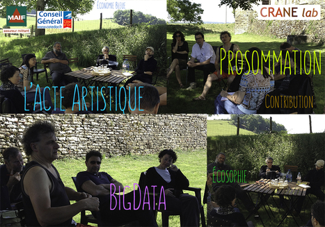 colloque « l'Acte artistique - prosommation et Big Data » - vendredi 5 juin 2015 @ CRANE lab | CRANE  lab | Scoop.it