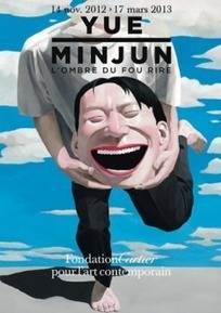 Yue Minjun | Arty Brain | Scoop.it