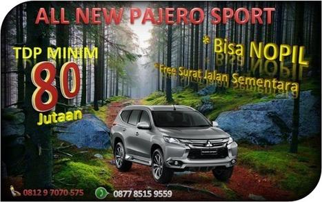 PROMO MITSUBISHI ALL NEW PAJERO SPORT DP MINIM AKHIR TAHUN   Mitsubishi   BERITA SATU MEDIA   Scoop.it