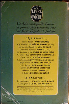 Histoire du livre: Naissance du Livre de poche | Ca m'interpelle... | Scoop.it