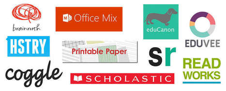 Counting Down the Top Ten S'Cool Tools of 2014 (EdSurge News) | Mobile Learning | Scoop.it