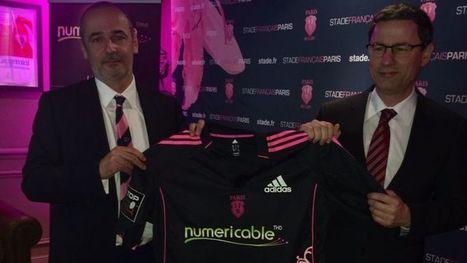 Le Stade Français a enfin trouvé son sponsor principal | Marketing opérationnel international | Scoop.it