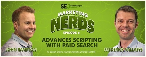 #MarketingNerds Podcast with Frederick Vallaeys | SEJ | SEO and Social Media Marketing | Scoop.it