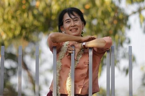 Aung San Suu Kyi rêve de Norvège   The Blog's Revue by OlivierSC   Scoop.it