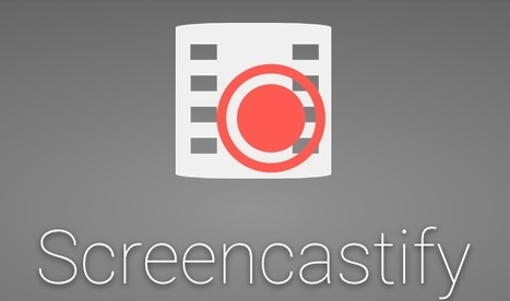 Screen Video Recording - Screencastify | Tools for Teachers & Learners | Scoop.it