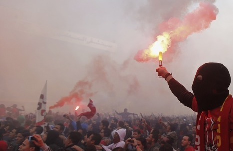 At least 30 die in clashes over Egypt soccer disaster verdict | Sports  Facility Management-4338876 | Scoop.it