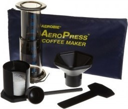 Aerobie AeroPress Coffee Maker with Tote Bag   Curating Mode !   Scoop.it
