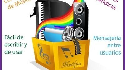 Nueva wiki de Música: Presentamos Musiteca | Musifica | Música en el aula, en la vida... ¡en cualquier lugar! | Scoop.it
