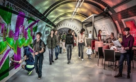 London Underline proposes subterranean cycle paths in disused tunnels   Government cancer treatment   Scoop.it