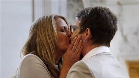 Usa, Michigan sospende nozze gay   Gay Italia   Scoop.it