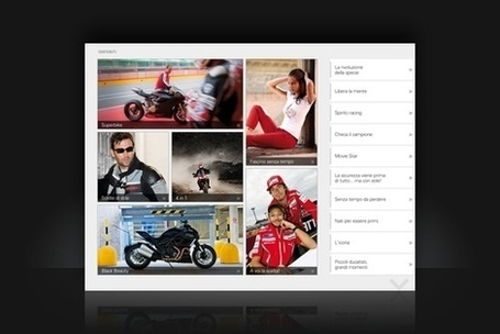 App Ducati | The Redline Magazine | Ducati.com | Desmopro News | Scoop.it