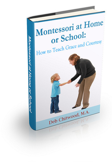 Montessori at Home or School: How to Teach Grace and Courtesy Is Out! | Montessori Inspired | Scoop.it