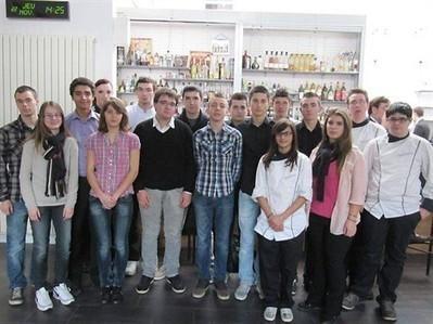 Un projet pédagogique novateur à Branly , La Roche-sur-Yon 27/11/2012 - ouest-france.fr | La revue de presse du Lycée Branly de La Roche sur Yon | Scoop.it