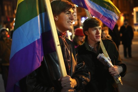 Gay Marriage Is Booming. Where Does That Leave Civil Unions? | LGBT Equality | Scoop.it