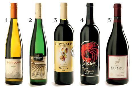 The Best American Wines Under $25 | Vitabella Wine Daily Gossip | Scoop.it