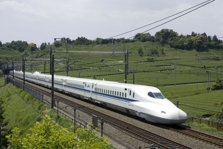 Japanese-style bullet train in Texas on track for late 2017 groundbreaking | Green Forward - Environment-World | Scoop.it