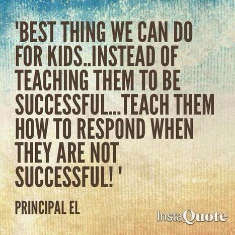 Tweet from @Principal_EL | Building Career Resilience | Scoop.it