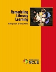 Collaboration is Key to Improving Literacy: Study from NCLE | Reading and Literacy in Middle School | Scoop.it