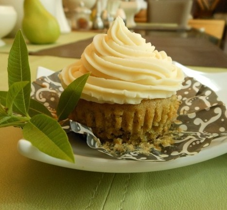 Go Dairy Free Just Published My Vegan Lemon Verbena Cupcakes ... | The Wild Planet | Scoop.it