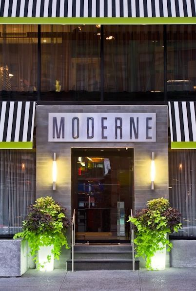 The Moderne Hotel Is Situated In The Famed Times Square Neighborhood | New York Hotels | Scoop.it