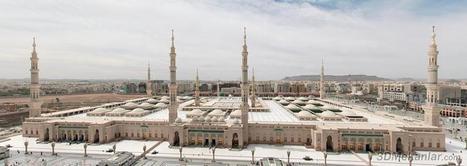 Prophet's Mosque - 3D Virtual Tour | SPEED | Scoop.it