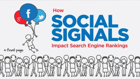 Do Social Signals Impact Search Engine Rankings? | Online tips & social media nieuws | Scoop.it