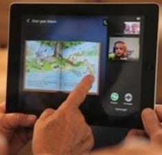Voorlezen op afstand | Ouders Online | Apps voor kinderen | Scoop.it