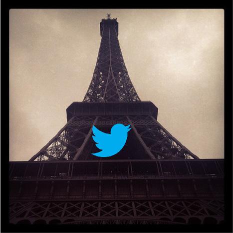 Twitter se prepara para ingresar a Francia   Clases de Periodismo   marketin online   Scoop.it