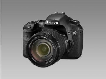 Le Canon 7D évolue sur plusieurs paramètres - MAGAZINE VIDEO: le webmag de l'image numérique | Blac Magic Cinema Camera | Scoop.it