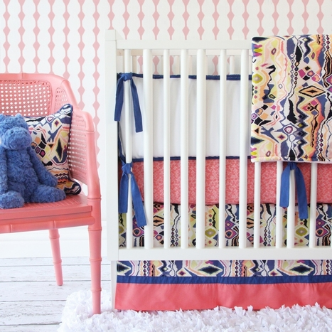 Pick Baby Boy Crib Bedding with Comfort in Mind, Without Sacrificing on Aesthetics   Jack and Jill Boutique   Scoop.it