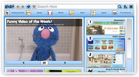 KidZui - The Internet for Kids | Digital citizens in school | Scoop.it
