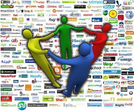 Redes para bibliotecas | Biblioteca y Tecnología | Scoop.it