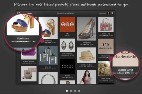 A #Pinterest Rival Built On #Facebook Likes: #Glimpse Is New Shopping Discovery App | Management & Leadership | Scoop.it