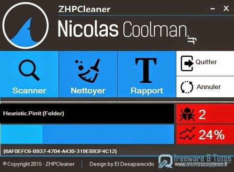 ZHPCleaner : un logiciel gratuit pour désinfecter vos navigateurs | Time to Learn | Scoop.it