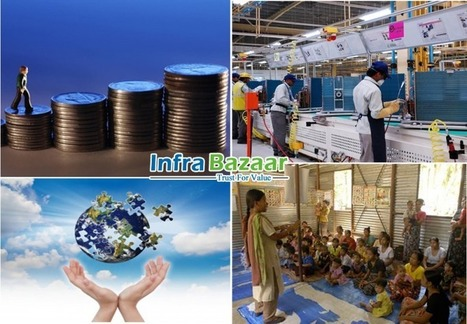Top 10 economic and development challenges for India   Used Equipment and Machinery   Scoop.it