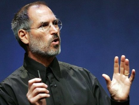 In 1982, Steve Jobs presented an amazingly accurate theory about where creativity comes from | Défricheur XXI | Scoop.it
