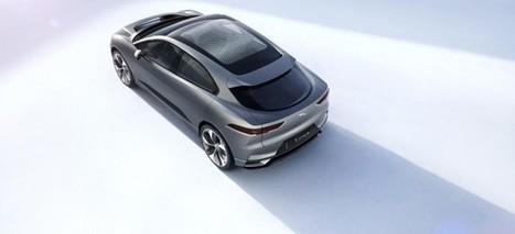 Jaguar brings battery power to its latest concept   Alternative Powertrain News   Scoop.it