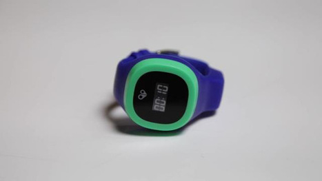 Hands On With HereO, The Small And Simple GPS Watch Made ... | Afterschool | Scoop.it