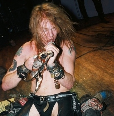 La historia de 'Appetite for destruction', Guns N' Roses - Rolling Stone España | AQUELLOS AÑOS LOCOS - Discos, Juegos y Películas | Scoop.it
